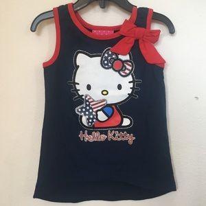 Hello Kitty Patriotic Tank Top by Sanrio #FBB